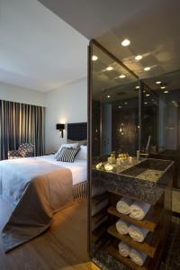 Aquila Atlantis Hotel, Hotely  Herakleion - big - 14