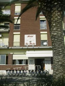 Hotel La Perla, Hotels  Cupra Marittima - big - 17