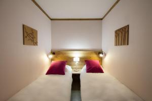 Les Chalets du Soleil Contemporains, Apartmánové hotely  Les Menuires - big - 8