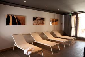 Les Chalets du Soleil Contemporains, Apartmánové hotely  Les Menuires - big - 33