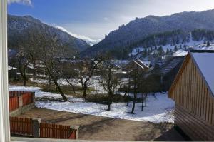 Penzion a drevenica pri Hati, Penziony  Terchová - big - 40