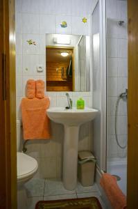 Penzion a drevenica pri Hati, Guest houses  Terchová - big - 9
