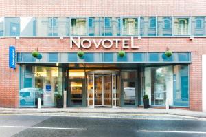 Novotel Liverpool Centre, Отели  Ливерпуль - big - 18