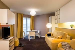 Lejlighed med 2 værelser (2 voksne)