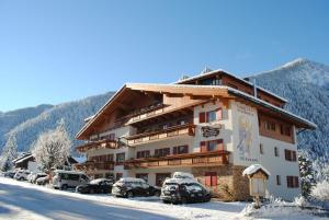 Garni Diamant, Hotely  San Vigilio Di Marebbe - big - 37
