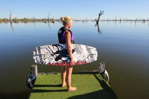 DC on the Lake, Villaggi turistici  Mulwala - big - 100