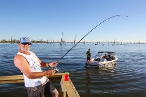 DC on the Lake, Holiday parks  Mulwala - big - 101