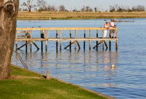 DC on the Lake, Villaggi turistici  Mulwala - big - 98