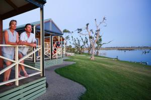 DC on the Lake, Holiday parks  Mulwala - big - 95