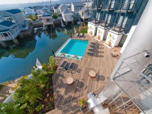 Turbine Hotel & Spa, Hotel  Knysna - big - 54