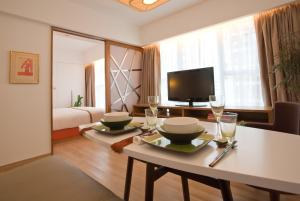 CHI Residences 279, Aparthotels  Hong Kong - big - 6