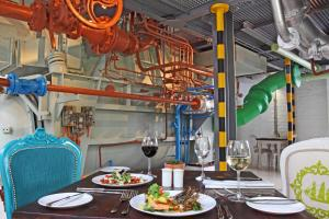Turbine Hotel & Spa, Hotel  Knysna - big - 48