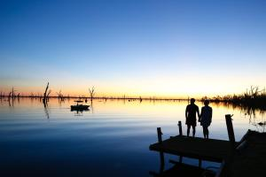 DC on the Lake, Villaggi turistici  Mulwala - big - 99