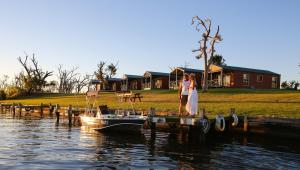 DC on the Lake, Holiday parks  Mulwala - big - 94