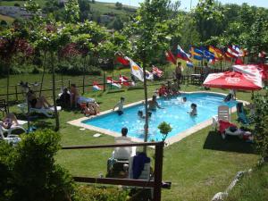 Albergue de Peregrinos A Santiago, Hostelek  Belorado - big - 1