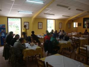 Albergue de Peregrinos A Santiago, Hostelek  Belorado - big - 33