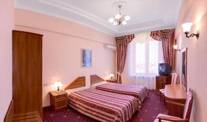 Ukraine Hotel, Hotely  Kyjev - big - 3