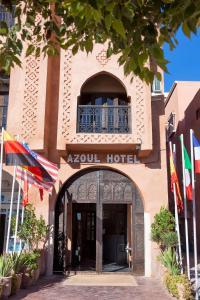 Hotel Azoul, Szállodák  Ouarzazate - big - 20