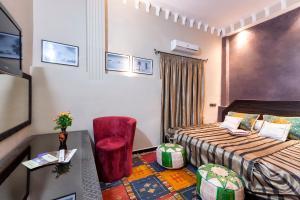 Hotel Azoul, Szállodák  Ouarzazate - big - 69
