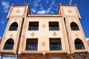 Hotel Azoul, Szállodák  Ouarzazate - big - 28