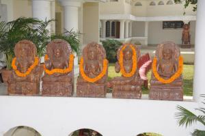 Toshali Ratnagiri Resort, Rezorty  Haridāspur - big - 16
