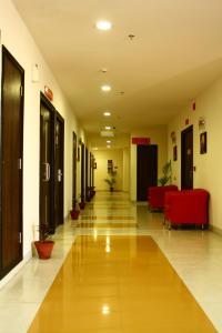 Ginger Tirupur, Hotels  Tiruppūr - big - 17
