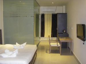 Toshali Pushpagiri, Hotels  Bhakur - big - 2