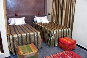 Hotel Azoul, Szállodák  Ouarzazate - big - 59