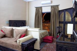 Hotel Azoul, Szállodák  Ouarzazate - big - 87