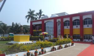 Toshali Pushpagiri, Szállodák  Bhakur - big - 1