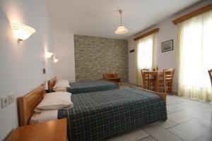 Aegeon Hotel, Hotels  Naxos Chora - big - 4