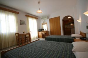 Aegeon Hotel, Hotels  Naxos Chora - big - 5