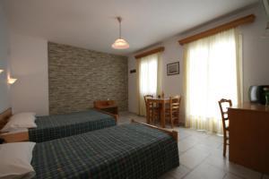 Aegeon Hotel, Hotels  Naxos Chora - big - 17