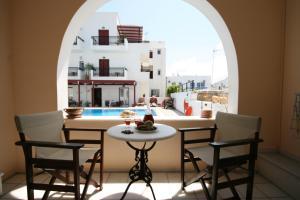 Aegeon Hotel, Hotels  Naxos Chora - big - 2