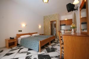 Aegeon Hotel, Hotels  Naxos Chora - big - 20