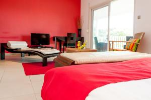 Carpe Diem, Apartments  Anse Etoile - big - 10