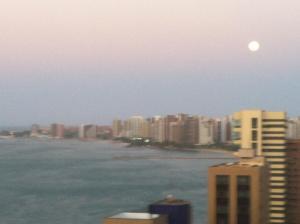 VIP Beira Mar Residence, Aparthotely  Fortaleza - big - 16