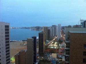VIP Beira Mar Residence, Aparthotely  Fortaleza - big - 12