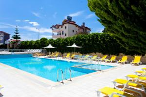 Narcia Resort Side - Ultra All Inclusive, Курортные отели  Сиде - big - 40