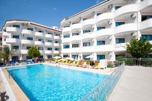 Narcia Resort Side - Ultra All Inclusive, Курортные отели  Сиде - big - 3