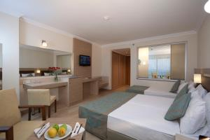 Narcia Resort Side - Ultra All Inclusive, Курортные отели  Сиде - big - 4