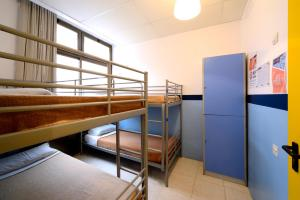 Bunk Bed in 7-bed Dormitory Room