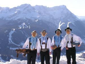 Bavaria Biohotel, Hotely  Garmisch-Partenkirchen - big - 19