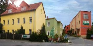 Pension Probstheida, Affittacamere  Lipsia - big - 24