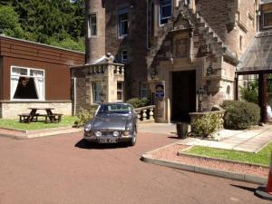 Best Western Cartland Bridge Hotel, Hotely  Lanark - big - 26