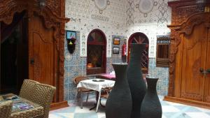 Ryad Bab Berdaine, Riads  Meknès - big - 59