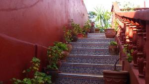 Ryad Bab Berdaine, Riads  Meknès - big - 40