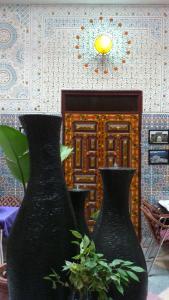 Ryad Bab Berdaine, Riads  Meknès - big - 55