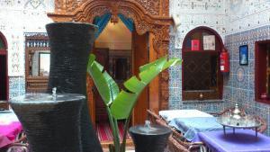 Ryad Bab Berdaine, Riads  Meknès - big - 49