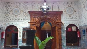 Ryad Bab Berdaine, Riads  Meknès - big - 41